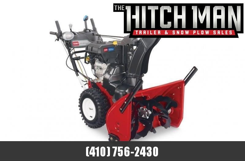 Toro 38806 Power Max HD Commercial 1028 OHXE Snow Thrower