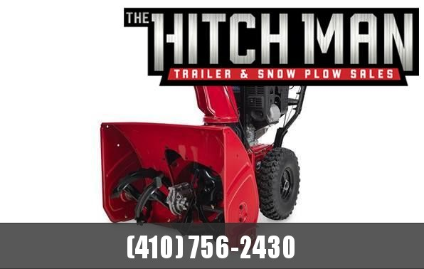 Toro 37802 Power Max 826 OHAE 2-Stage Snow Thrower w/Electric Start, Hand Warmers, & HD Handle