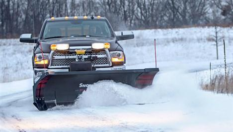 SnowEx Power Plow