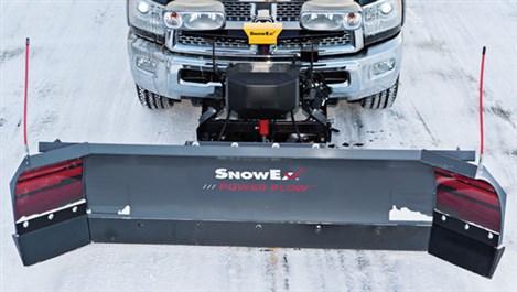 SnowEx Power Plow
