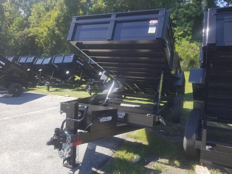BWISE 7x16 Low Pro Twin Telescopic Dump 14k