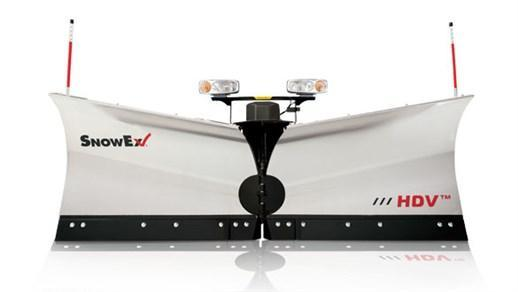 SnowEx Heavy Duty Stainless Steel V-Plow (HDV-SS)