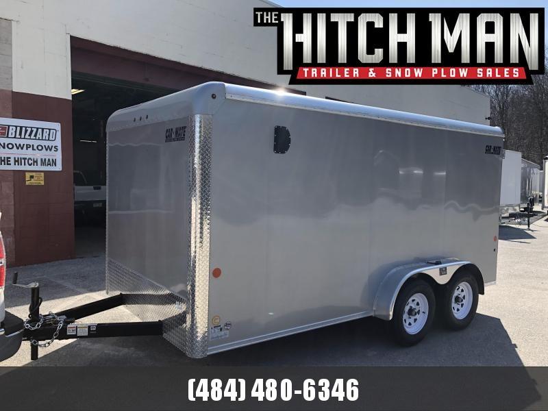 Car Mate Trailers 7 x 16 Enclosed Cargo Trailer 7k