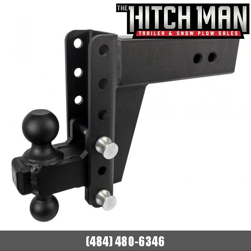 2021 BulletProof Hitches 3.0 EXTREME DUTY 6 DROP/RISE HITCH