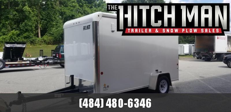 6 x 12 Car-Mate Custom  Cargo Trailer 3k