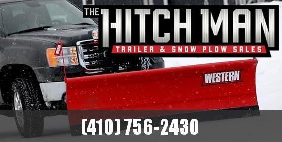 Western PRO-PLOW Series 2 Snow Plow