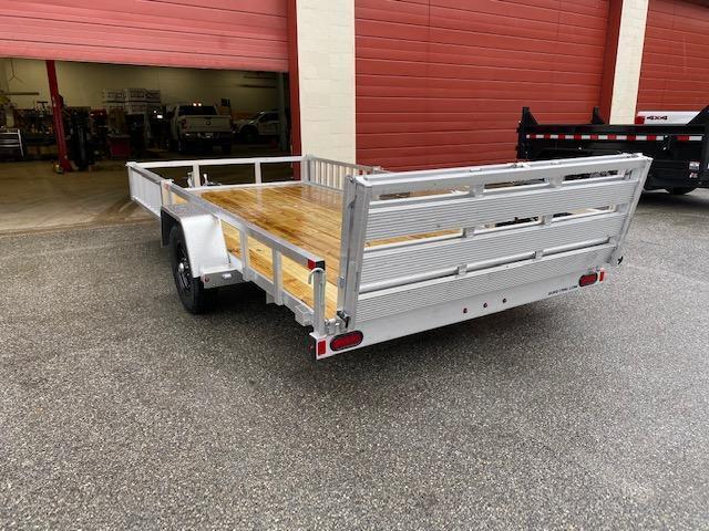 7 x 14 Sure-Trac Aluminum Tube Top ATV  3k
