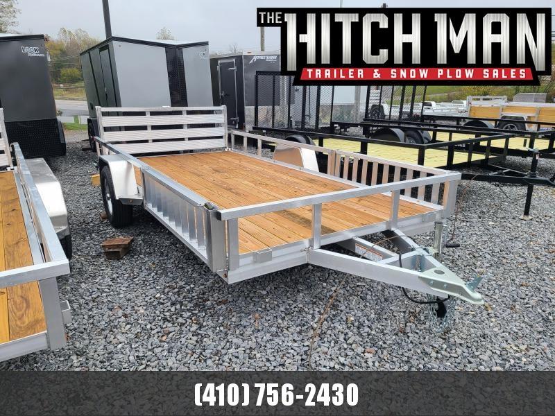 7 x 14 Sure-Trac Aluminum ATV Utility Trailer 3K