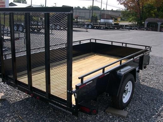6 x 10 Sure Trac Steel High Side 3 5k