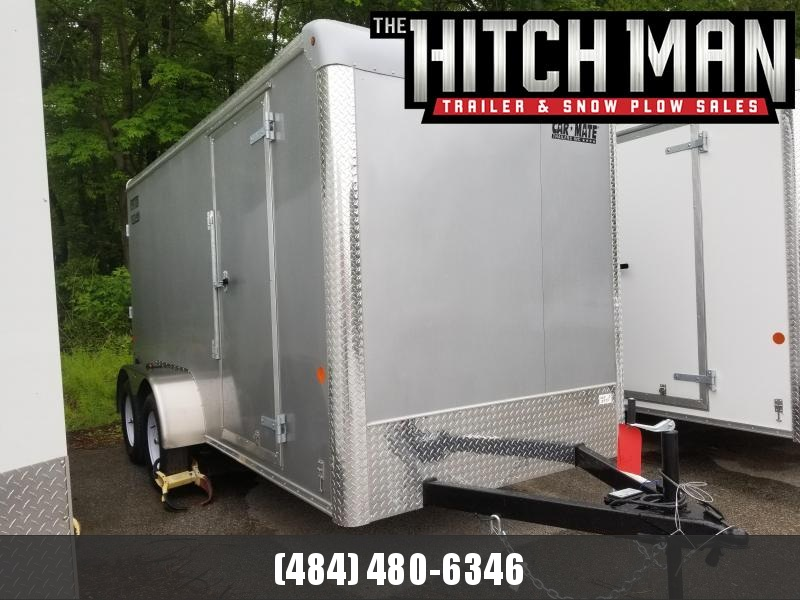 2021 Car Mate Trailers 6 x 14 Enclosed Cargo Trailer