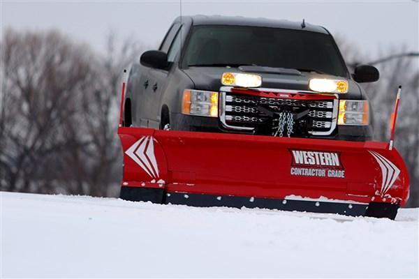 Western PRODIGY Snow Plow
