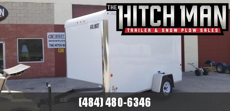 2020 Car Mate Trailers 6 x 12 Custom Enclosed Cargo Trailer