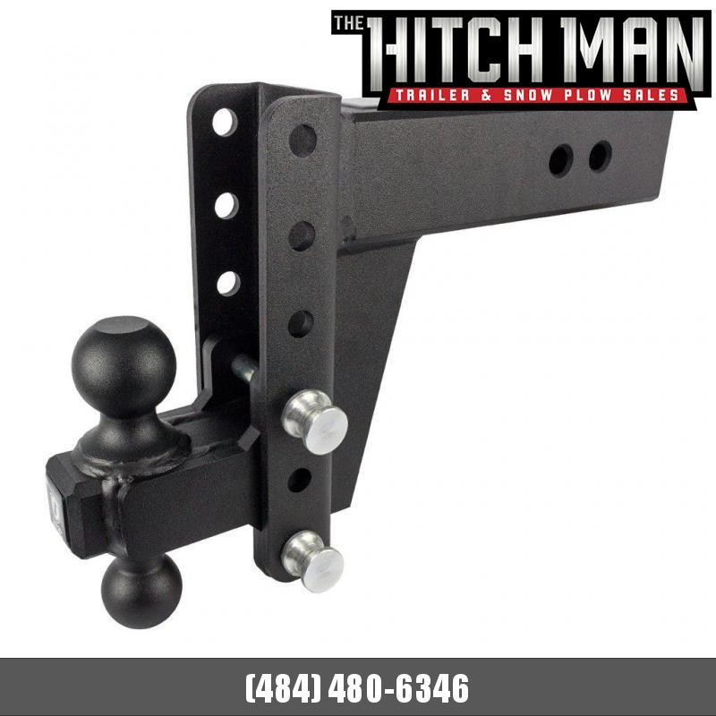 2021 BulletProof Hitches 3.0 HEAVY DUTY 6 DROP/RISE HITCH