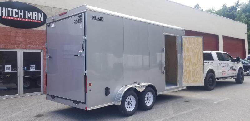 Car Mate Trailers 7x16 Custom Cargo 7k