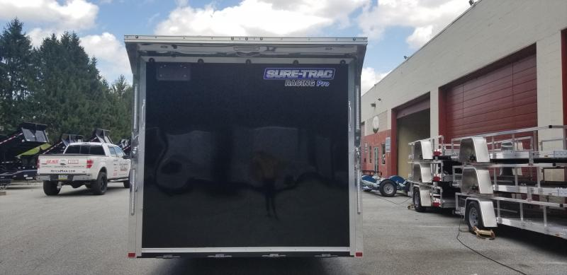 8.5 x 24 Sure-Trac Racing Pro Car Hauler  10k
