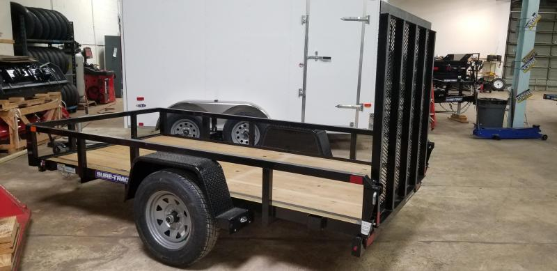 5 x 10 Sure-TracTube Top Utility Trailer 3k