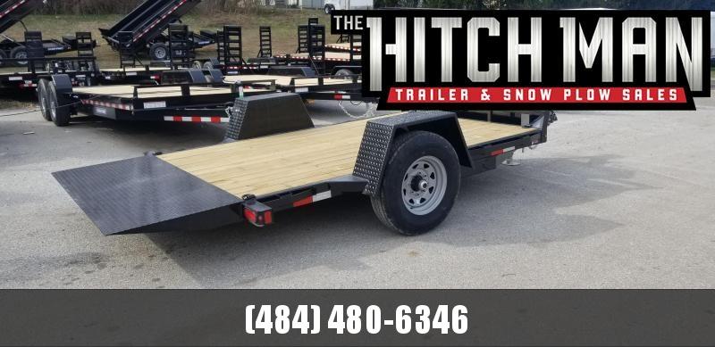 Sure-Trac 78in x 12 Tilt Bed Equipment 7.8K