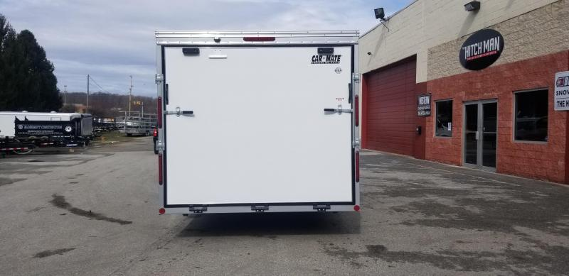 Car-Mate 8 x 20 Custom Landscaper Enclosed Cargo 10k
