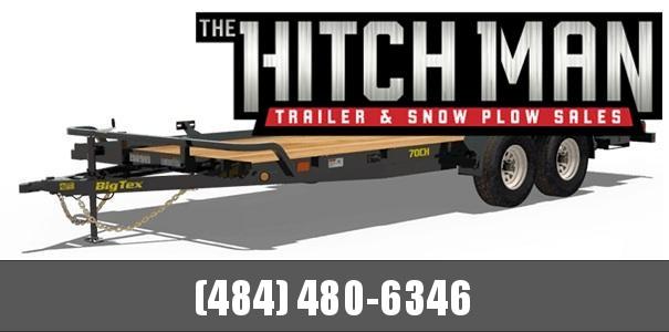 Big Tex Trailers 70CH-20 Car / Racing Trailer