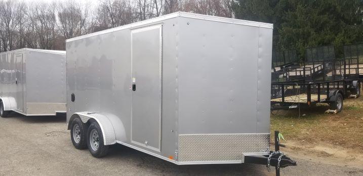 7 x 14 Look ST DLX Cargo 7k