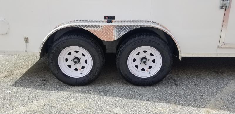 7 x 14 Car-Mate Contractor 7k