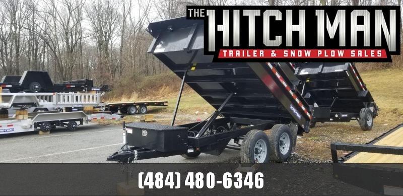 6 x 10 Sure-trac  Deckover Dump 10k