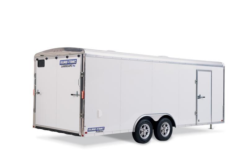 8.5 x 20 Sure-Trac Landscape Pro RT Cargo TA 10k