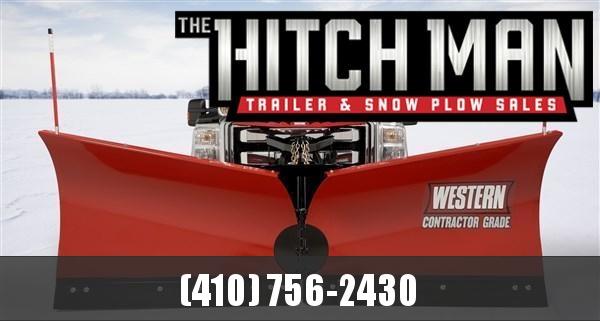 Western MVP3 MS Snow Plow