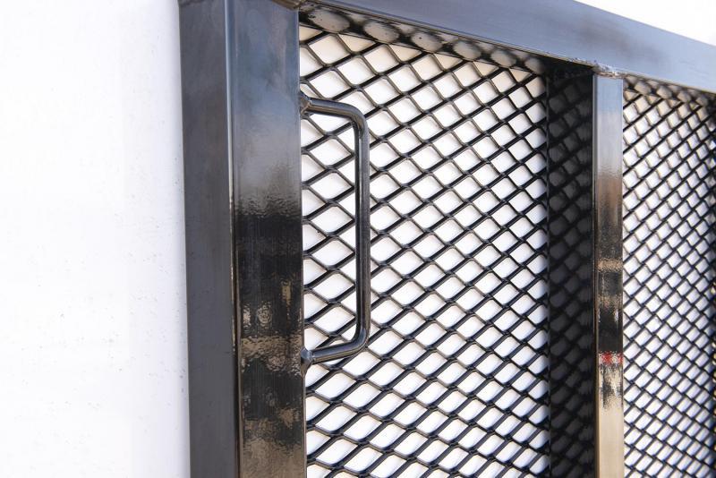 5 x 8 Sure-Trac Steel High Side Utility Trailer 3k