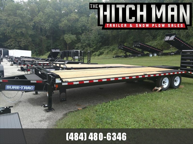 8.5 x 25 Sure Trac HD Deckover 15k