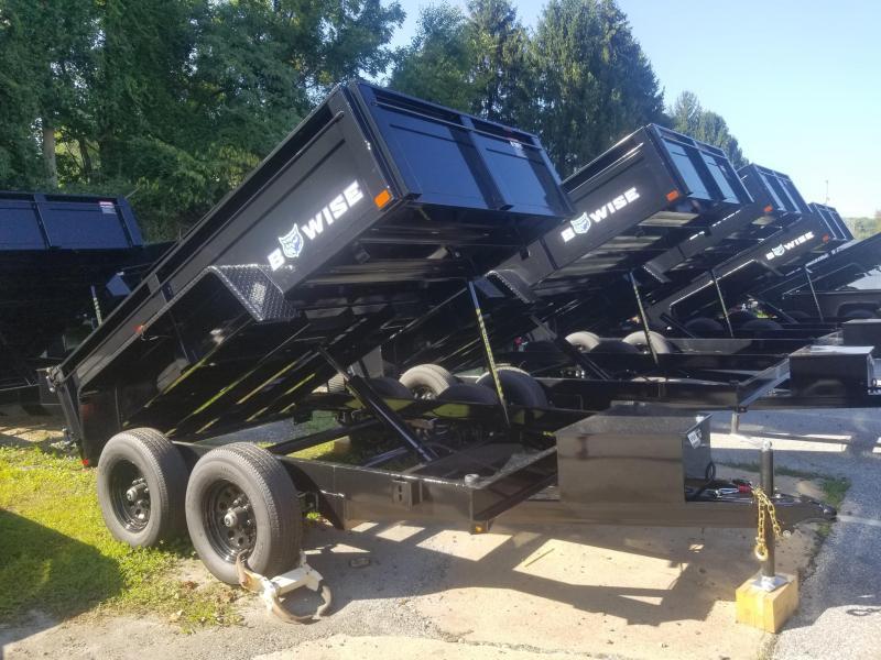 6 x 10 BWISE Low Pro Dump 10k