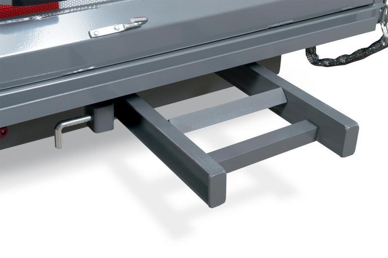 7 x 14 Sure-Trac HD Dump Trailer 14k Scissor Hoist