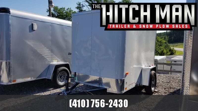 5 x 8 Look ST Enclosed Cargo Trailer 3k