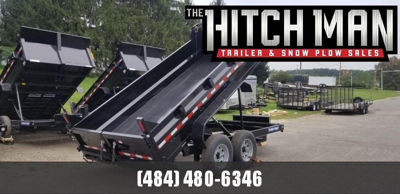 Sure-Trac 82in x 14 HD Low Profile Dump 14k