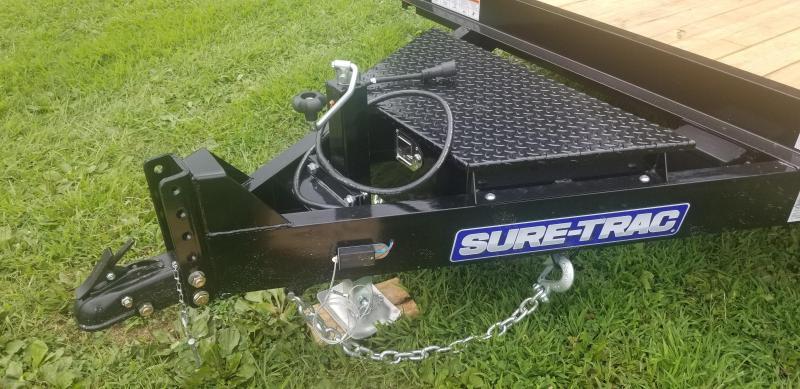 Sure-Trac 7 x 18 Skid Steer  14k
