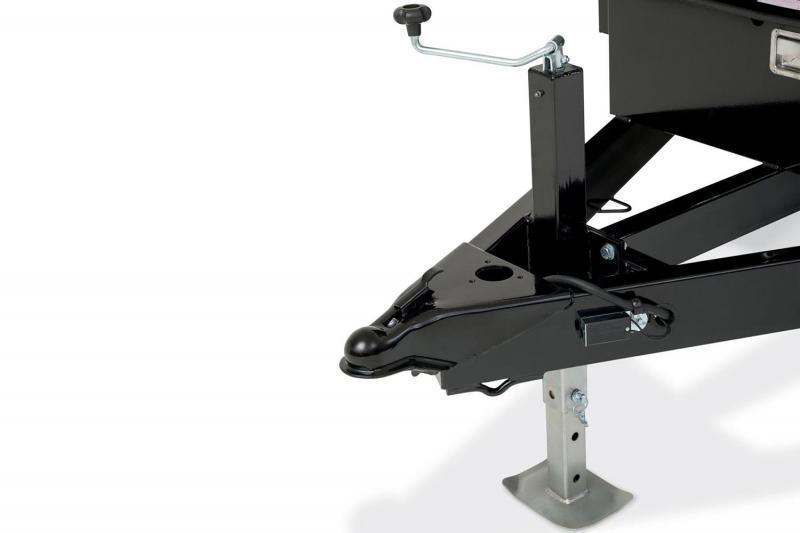 6 x 12 Sure Trac SD Low Profile Dump Trailer 10k