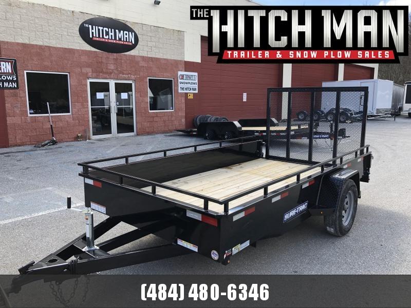 Sure-Trac 6 x 12 Steel High Side  3k