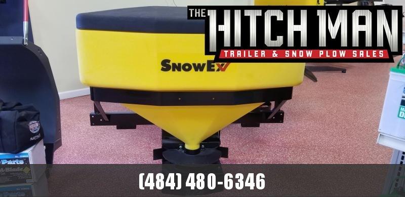 Snow Ex Pivot Pro 1075 Salt Spreader