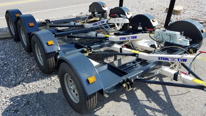 """80"""" Stehl Tow 3.5k Tow Dolly  **No Brakes"""
