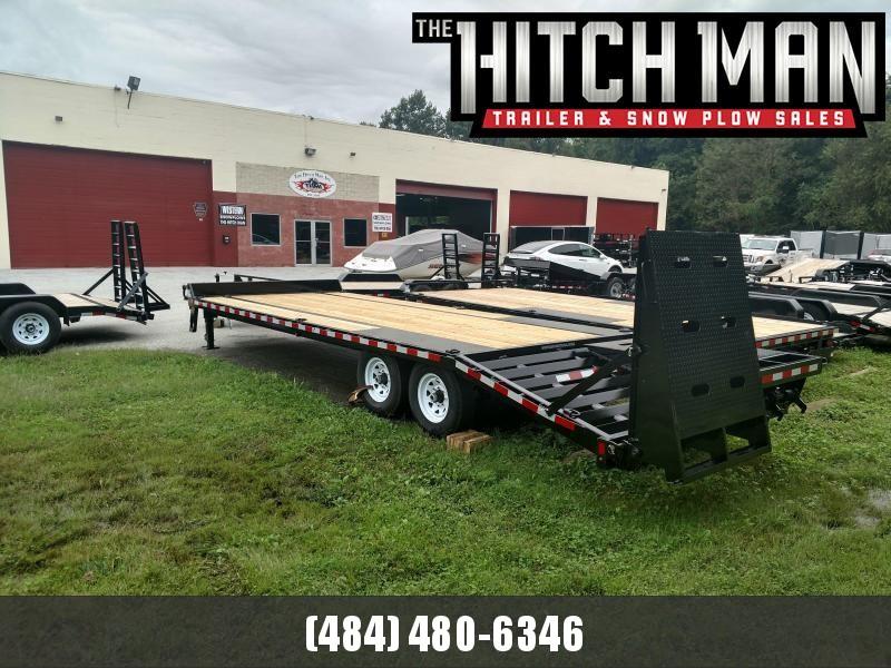 8.5 x 20+5 Sure-Trac Heavy Duty Low Profile Beaver 15k