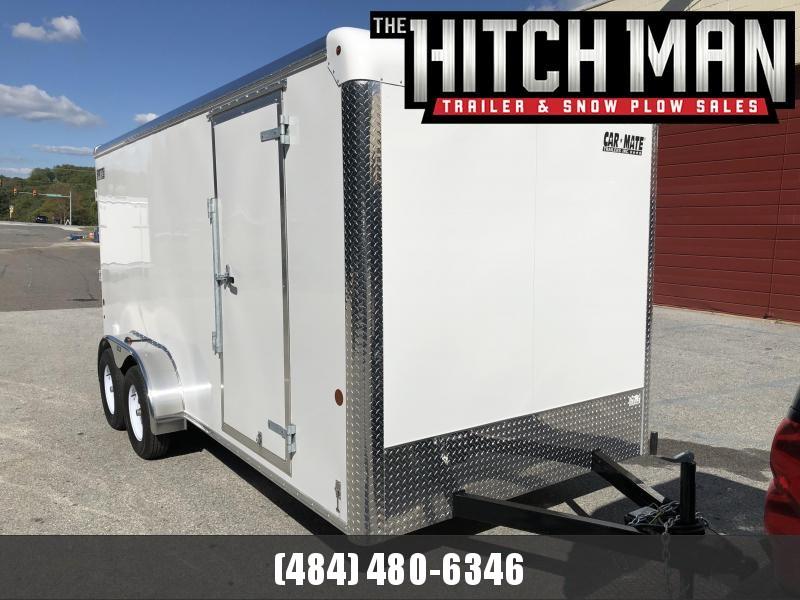 7 x 16 Car-Mate Sportster Cargo 7k