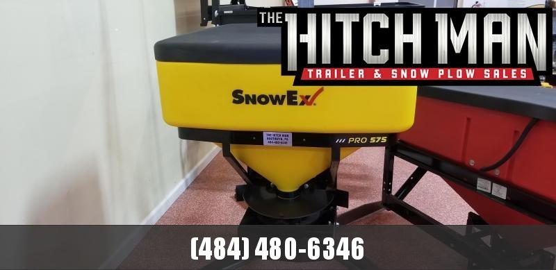Snow Ex Mini Pro 575 Salt Spreader