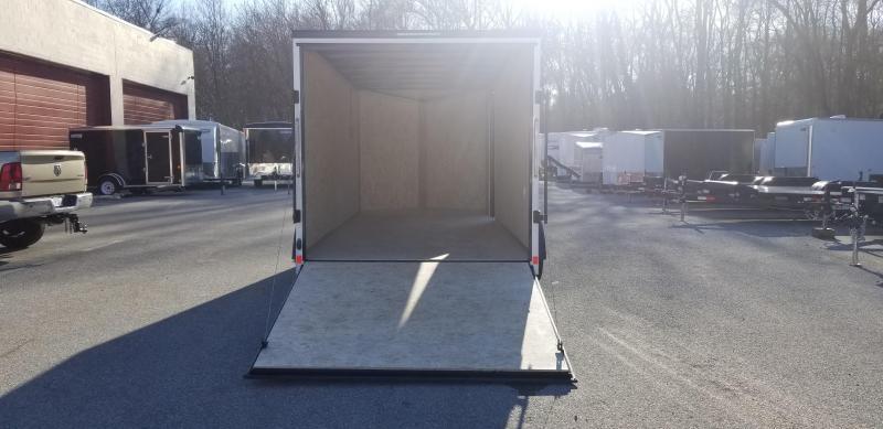 7 x 16 Look Element Se V-Nose Cargo Blackout Package 7k