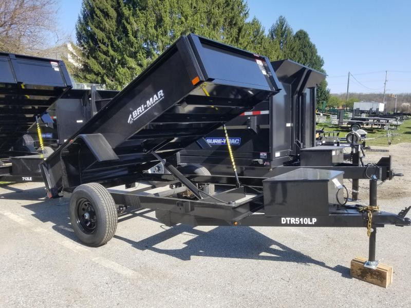 5 x 10 Bri-Mar Low Pro Dump 5k