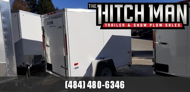 Look 5 x 8 ST Enclosed Cargo Trailer 3k