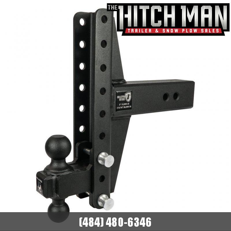 2021 BulletProof Hitches 3.0 EXTREME DUTY 4 & 6 OFFSET HITCH