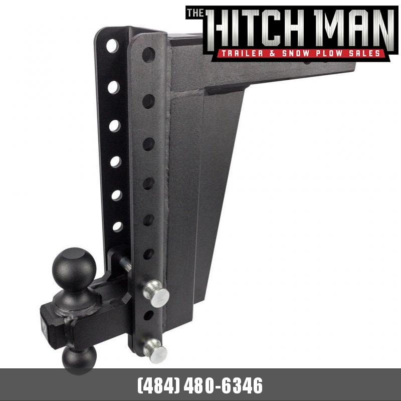 2021 BulletProof Hitches 2.5 EXTREME DUTY 12 DROP/RISE HITCH