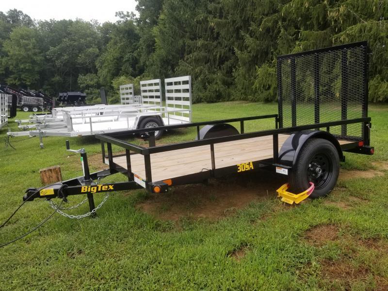5 x 10 Big Tex Utility 3k