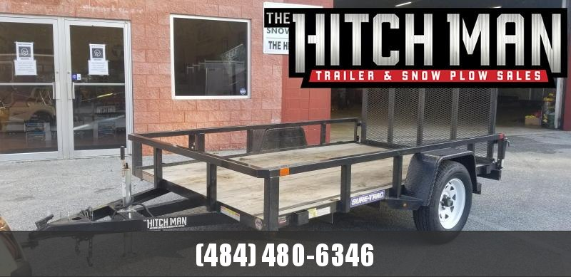 Used 2019 Sure-Trac 6 x 10 Utility Trailer Utility Trailer