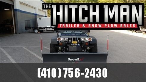 SnowEx Light Duty (LT) Plow
